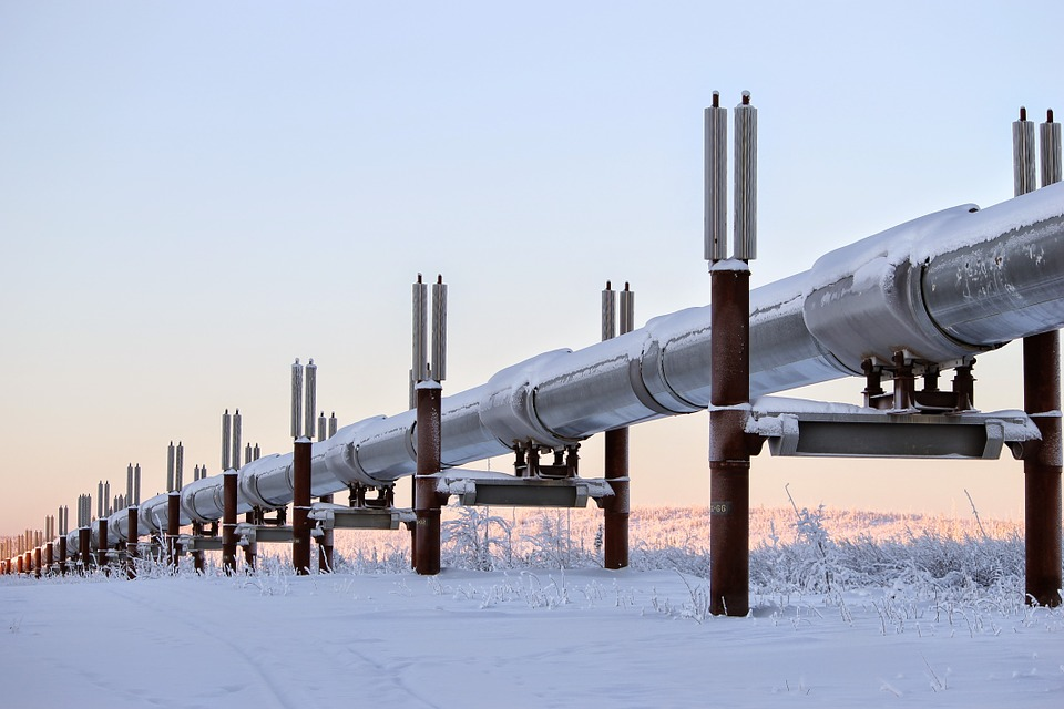 oil and gas pipeline corrosion protection