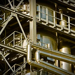 Corrosion protection of Oil and Gas treating enterprises