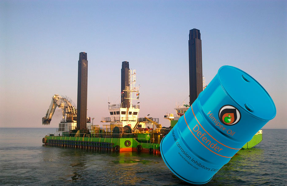 corrosion protection oil gas sector